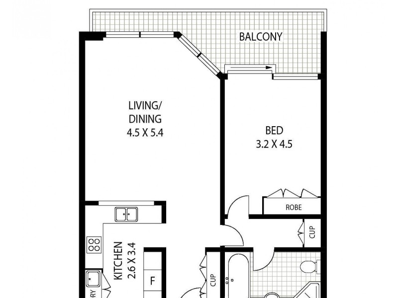 Level 3/3 Macquarie Street, Sydney NSW 2000 Floorplan