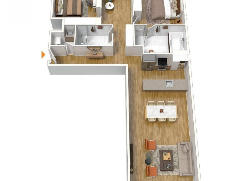 Level 1/157 Liverpool Street, Sydney NSW 2000 Floorplan