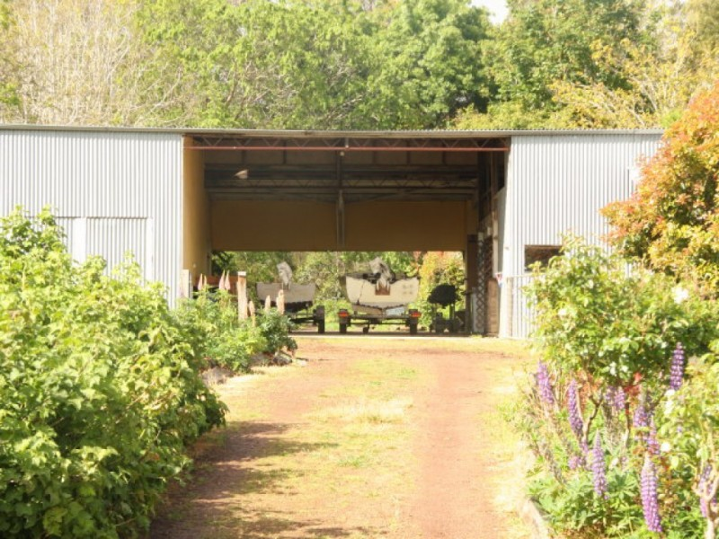 "105 Hillwood Road ""Hillwood Berry Farm"", Hillwood TAS 7252"