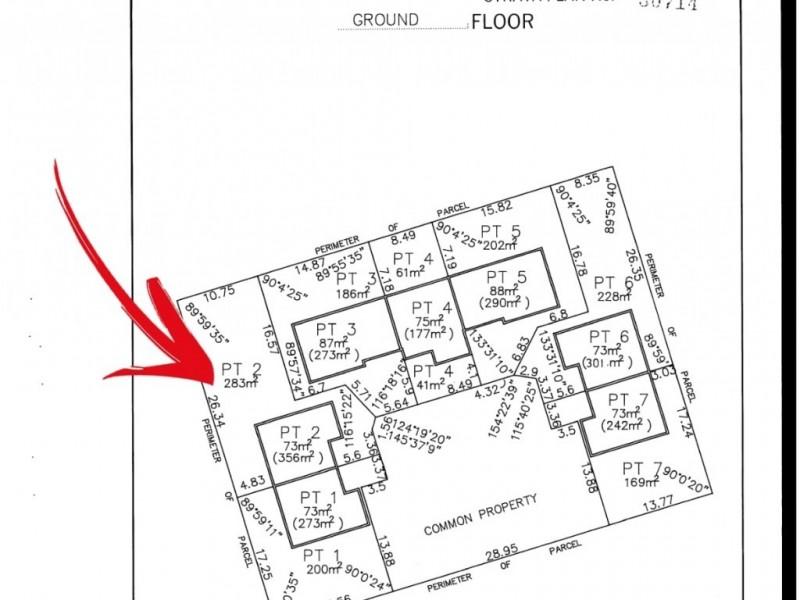 2/61 Waldeck Street, Geraldton WA 6530 Floorplan