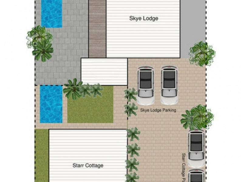 24 Shirley Lane, Byron Bay NSW 2481 Floorplan