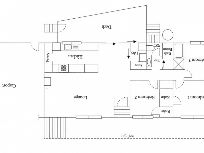 17 Ramm Road, Mannum SA 5238 Floorplan