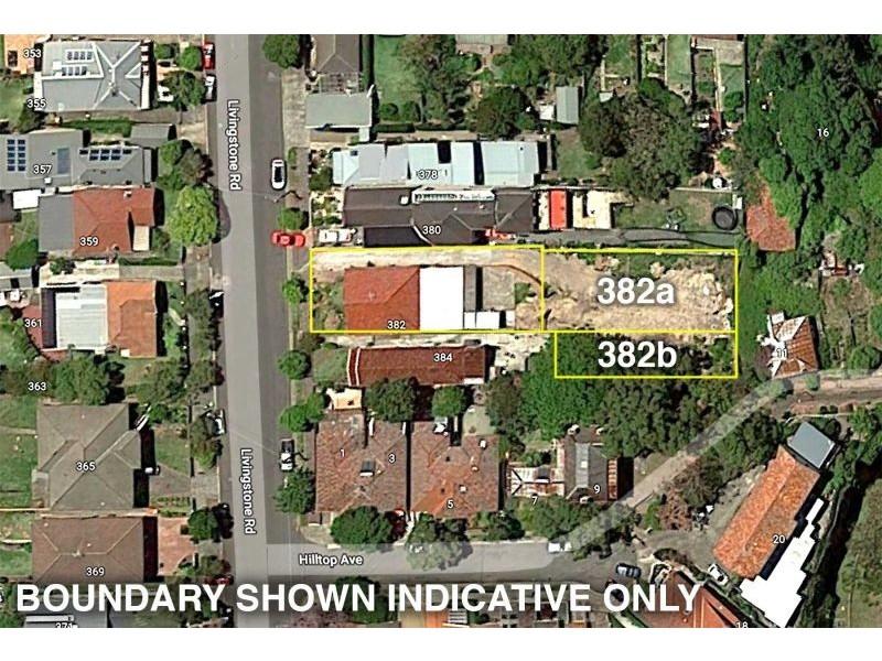 382a & b Livingstone Road, Marrickville NSW 2204