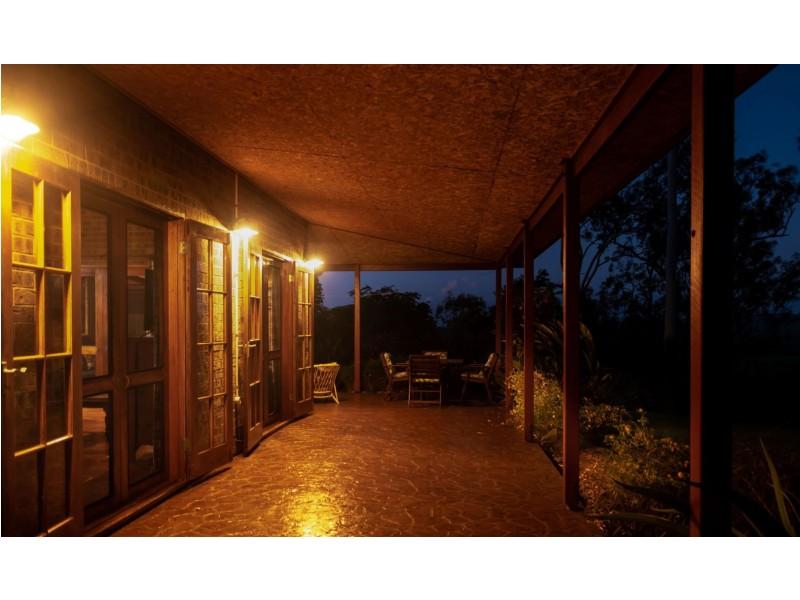 1651 Geeberga Buthurra Road, Mount Ossa QLD 4741