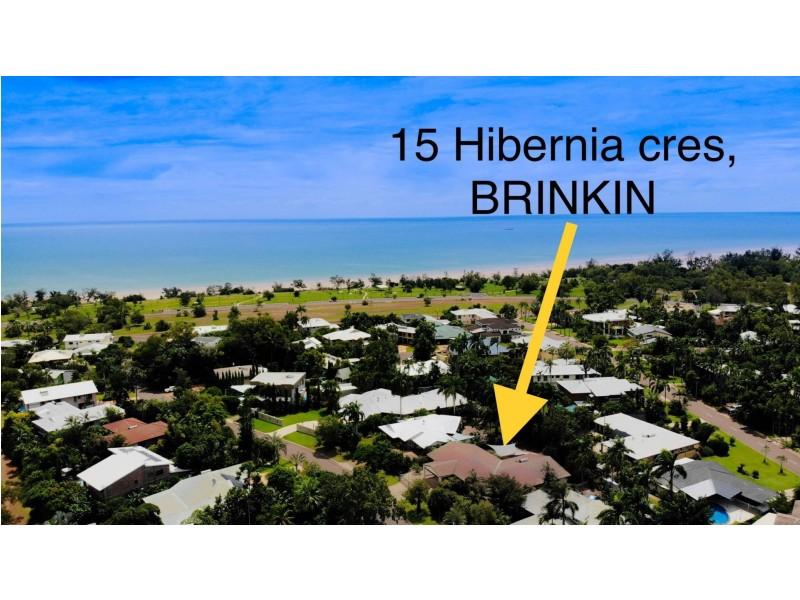 15 Hibernia crescent, Brinkin NT 0810