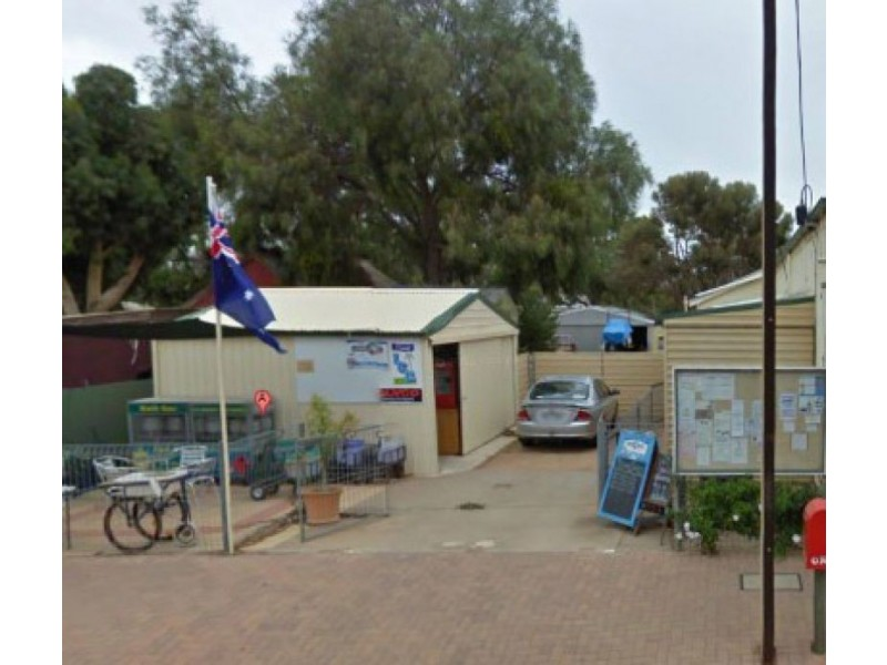 Port Germein General Store and Home, Port Germein SA 5495