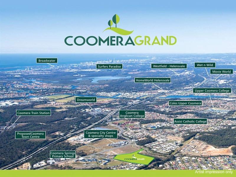 Lot 37 Hasemann Crescent, Upper Coomera QLD 4209