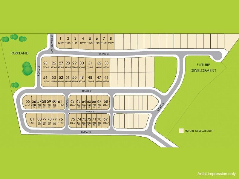 Lot 55 Damian Leeding Way, Upper Coomera QLD 4209