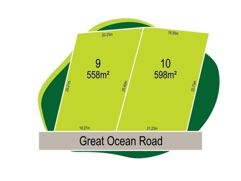 Lot 9 Great Ocean Road, Apollo Bay VIC 3233