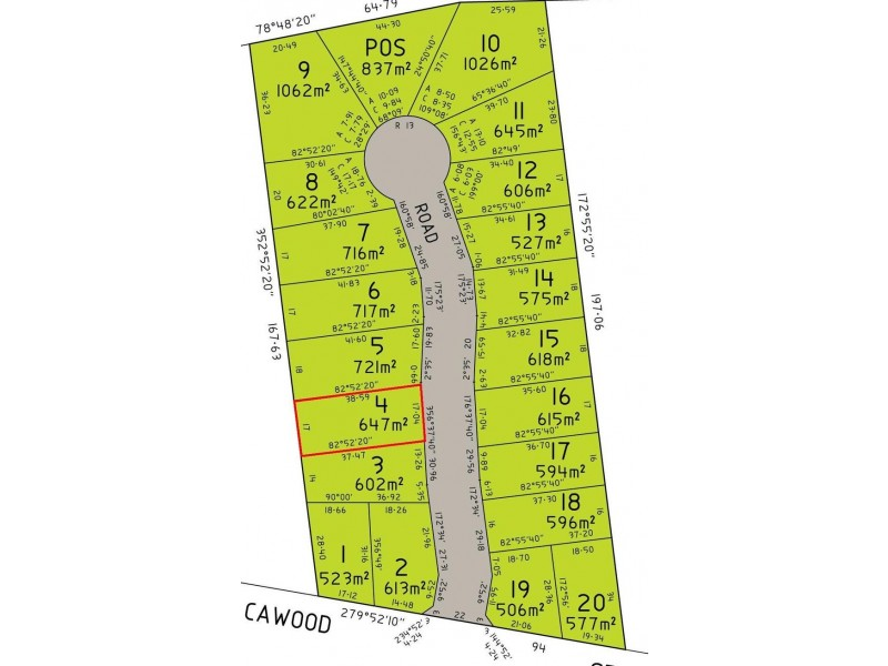 Lot 4 /38-46  Cawood Street, Apollo Bay VIC 3233