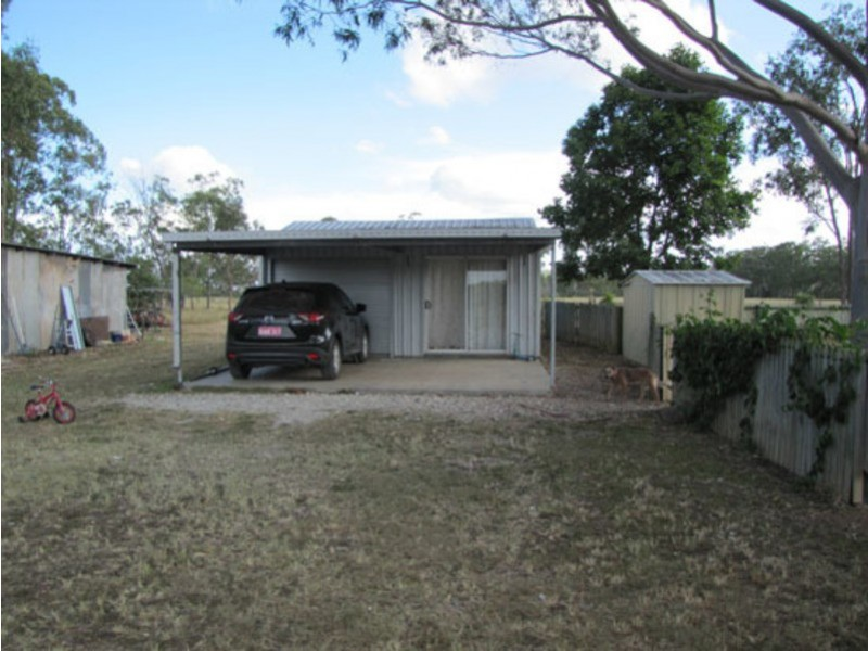 00 Ambrose Bracewell Rd, Ambrose QLD 4695