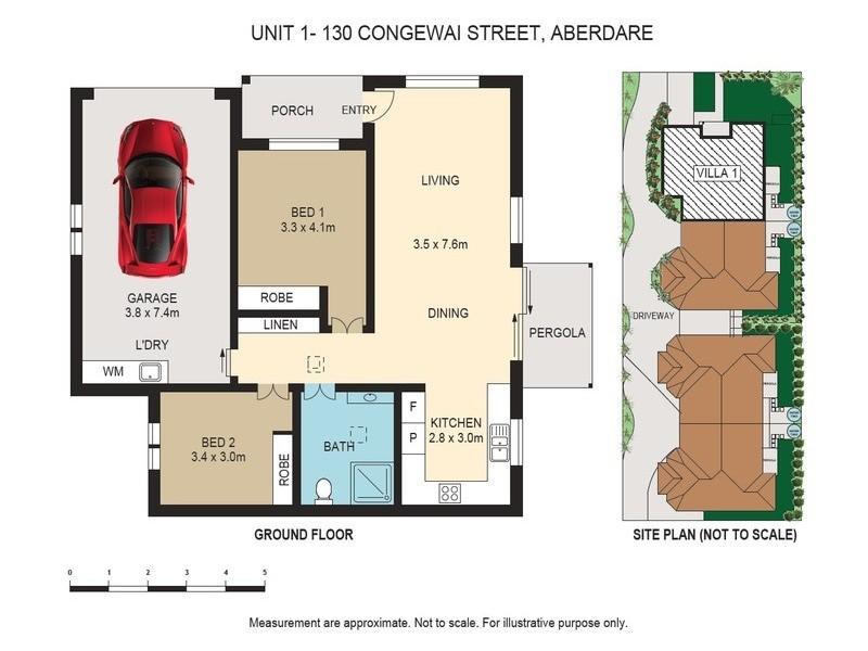 1/130 Congewai Street, Aberdare NSW 2325