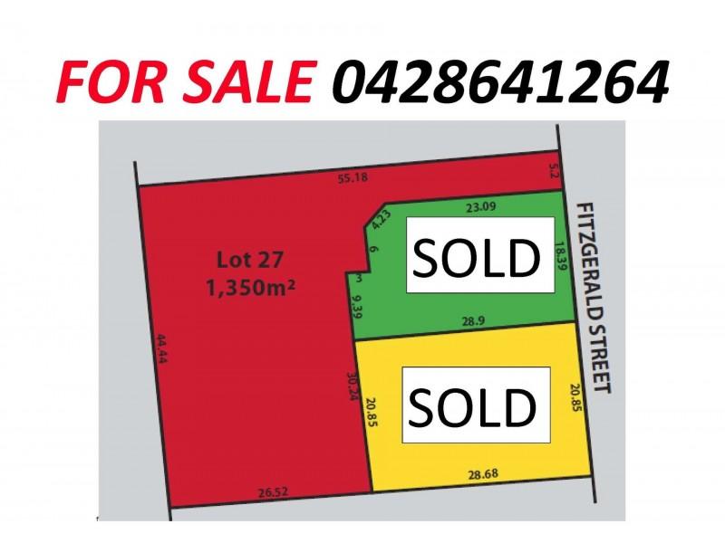 160 & 162A (Lots 27 & 25) Fitzgerald St, Geraldton WA 6530