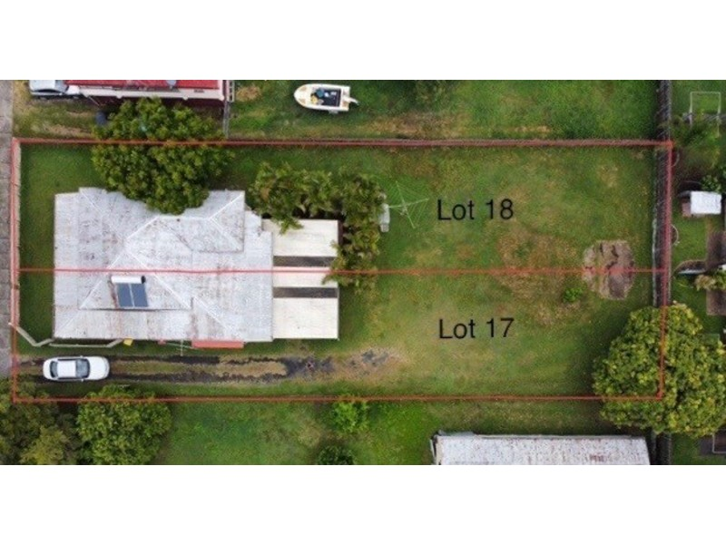 Lt 17-18/51 South Station Road, Booval QLD 4304