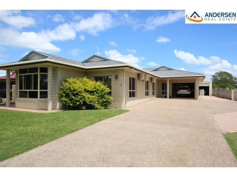 8 BASILIO Court, Ayr QLD 4807