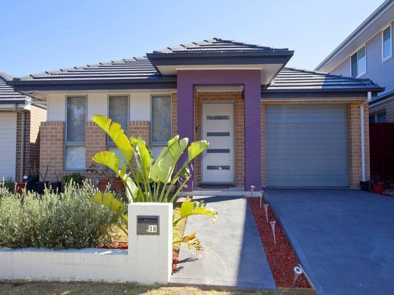 38 Avocet Circuit, Cranebrook NSW 2749