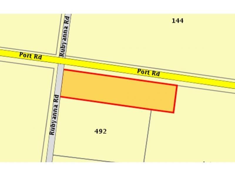 L1 CNR Rubyanna And Port Roads, Rubyanna QLD 4670