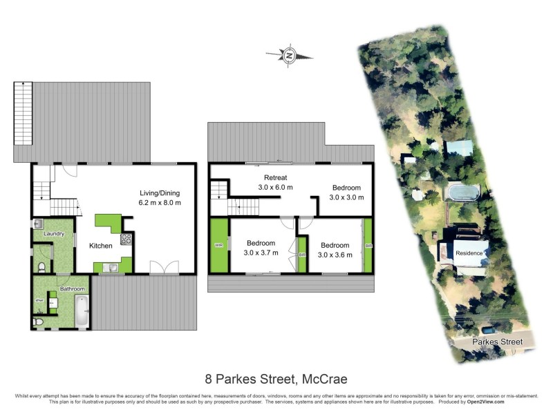8 Parkes Street, Mccrae VIC 3938