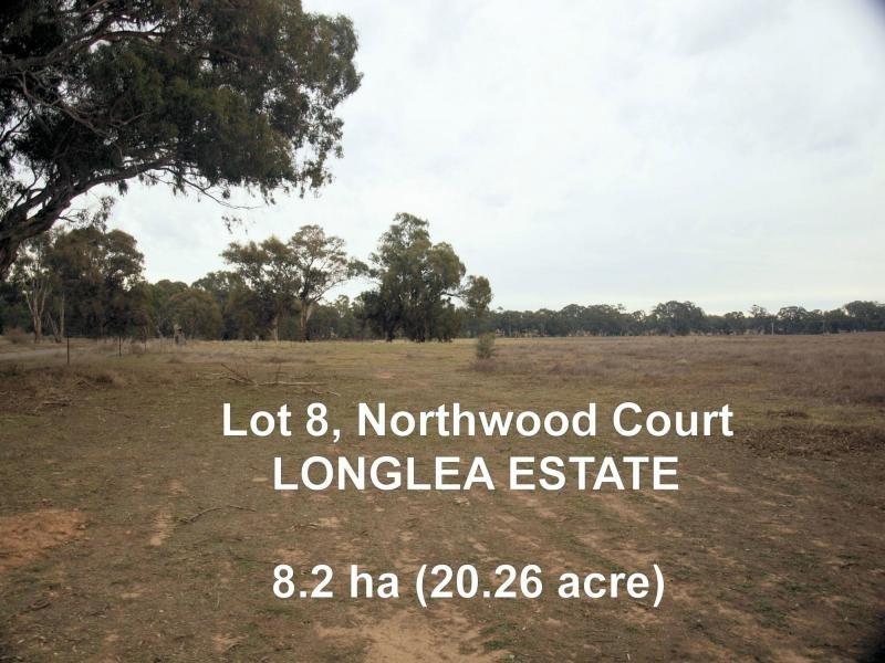 Lot 8 Northwood Court, Longlea Estate, Axedale VIC 3551