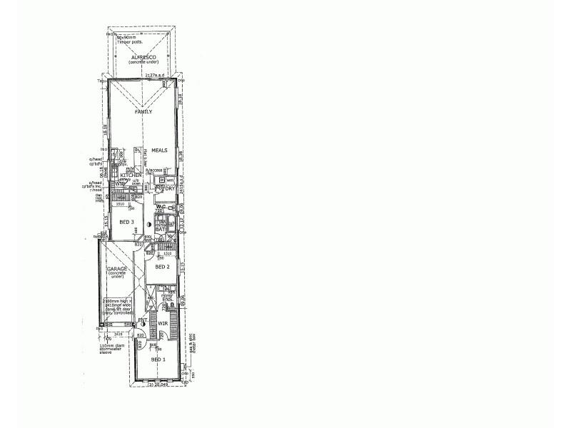 8 Fleet Avenue, Hillcrest SA 5086 Floorplan
