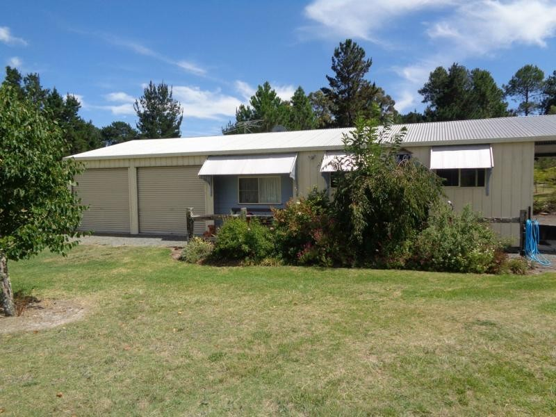 690 Spring Creek Road, Amiens QLD 4380