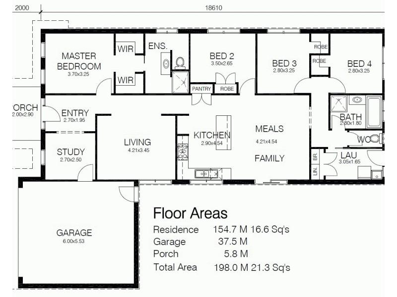 LOT 31 MONTALTO DRIVE, Pakenham VIC 3810 Floorplan