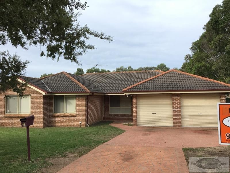 1 Thow Place (Corner of Charles Babbage Avenue), Currans Hill NSW 2567