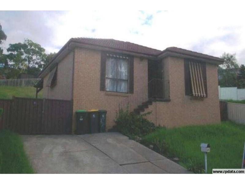 26 Holborn Street AMBARVALE 2560, Ambarvale NSW 2560