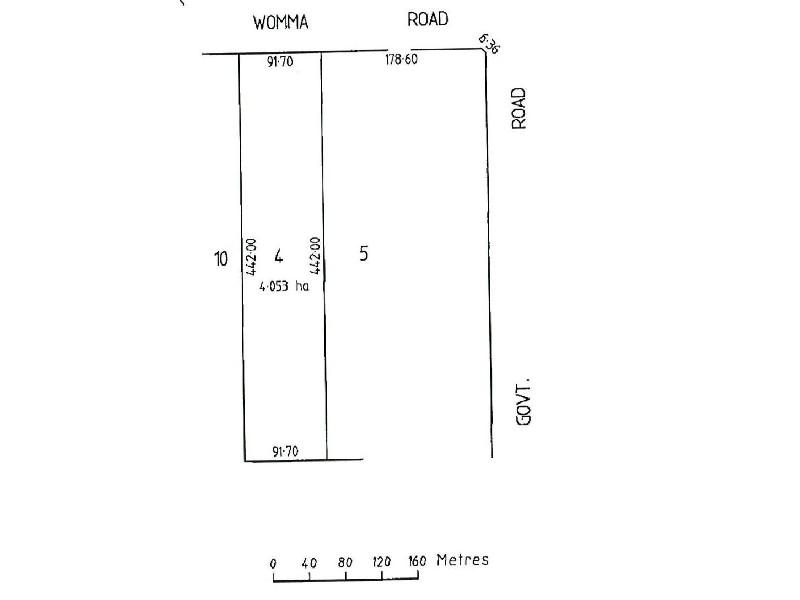 Lot 4 Womma   PENFIELD 5121, Penfield SA 5121