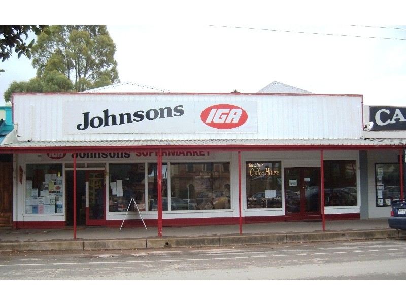 IGA And Coffee Shop Eyre  Street JAMESTOWN 5491, Jamestown SA 5491