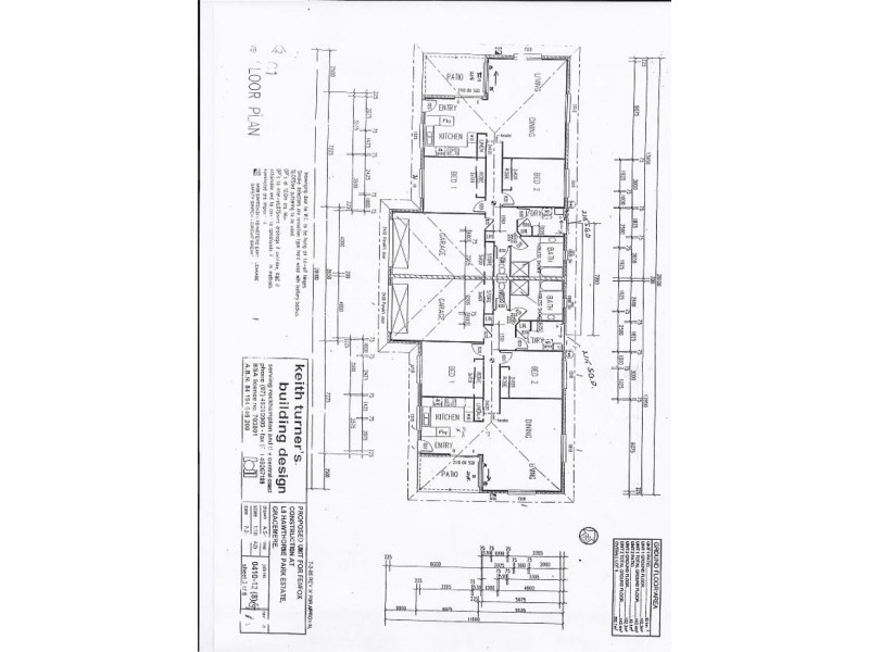 9/10 Eveline Street, Gracemere QLD 4702 Floorplan