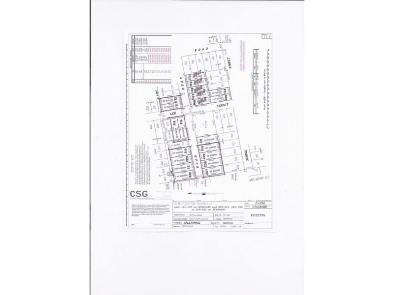 Lot 71 Lee  Street, Walterhall QLD 4714 Floorplan