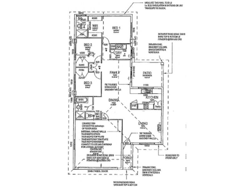 78 Summerland Drive, Deeragun QLD 4818 Floorplan