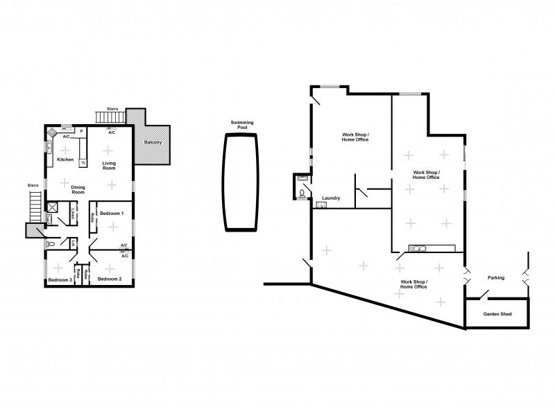 32 Mullen Gardens, Alawa NT 0810 Floorplan