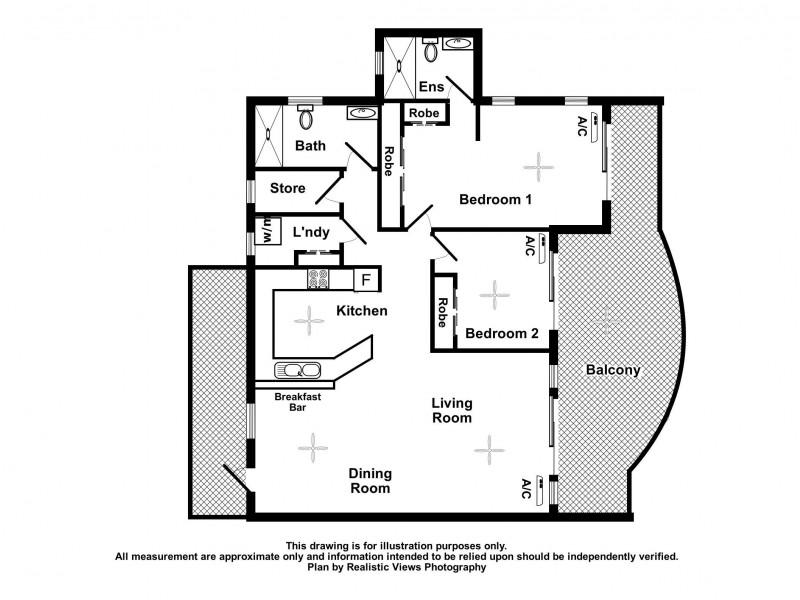 2/1 Manila Place, Woolner NT 0820 Floorplan