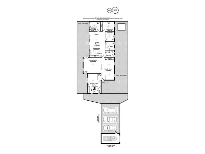 170 Pheasant Drive, Mcminns Lagoon NT 0822 Floorplan