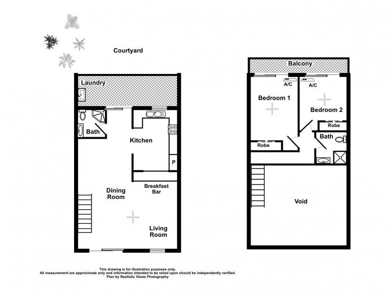 2/17 Cheong Crescent, Millner NT 0810 Floorplan