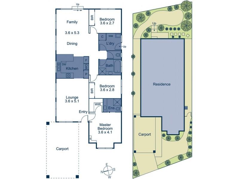 17a Beverley Crescent, Blackburn VIC 3130 Floorplan