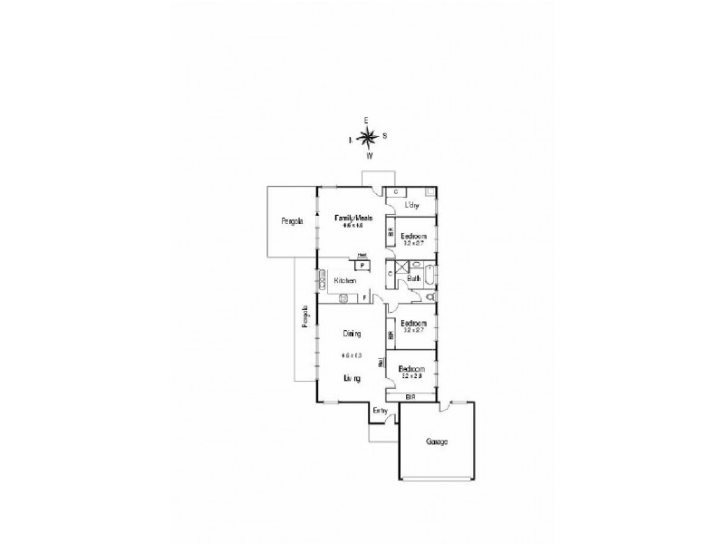 1 John Holland Court, Blackburn VIC 3130 Floorplan