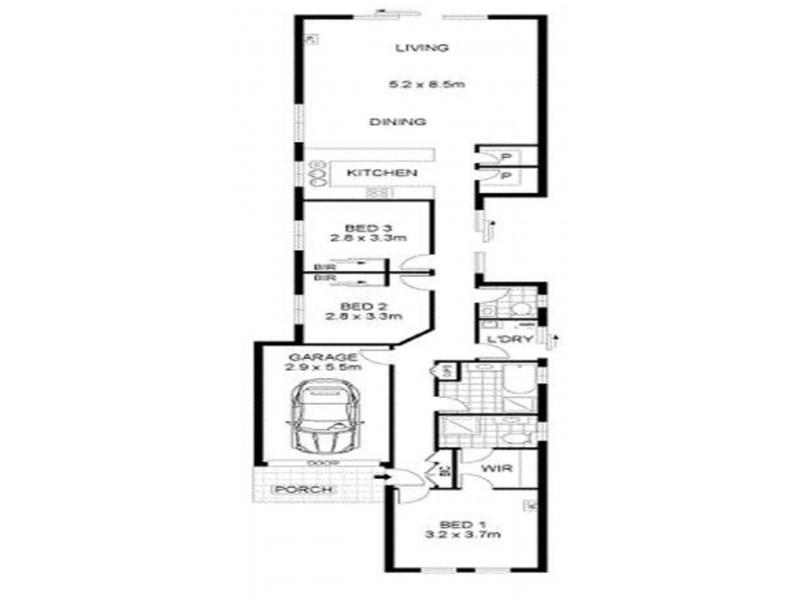 11A Livingstone Avenue, Prospect SA 5082 Floorplan