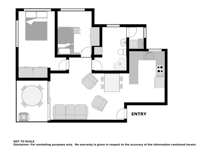 5/1 Gretel Close, Nelson Bay NSW 2315 Floorplan