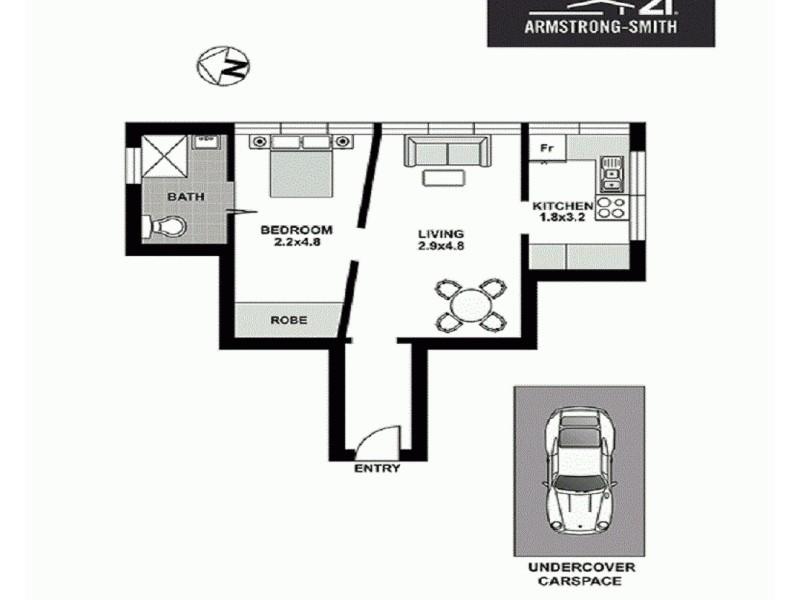 3A/91 Ocean Street, Woollahra NSW 2025 Floorplan