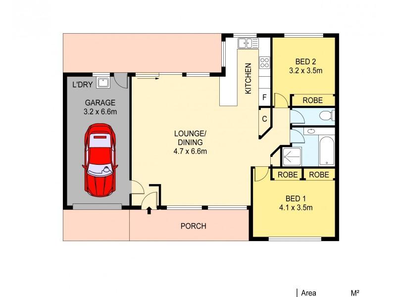 5/50-52 Karalta Road, Erina NSW 2250 Floorplan