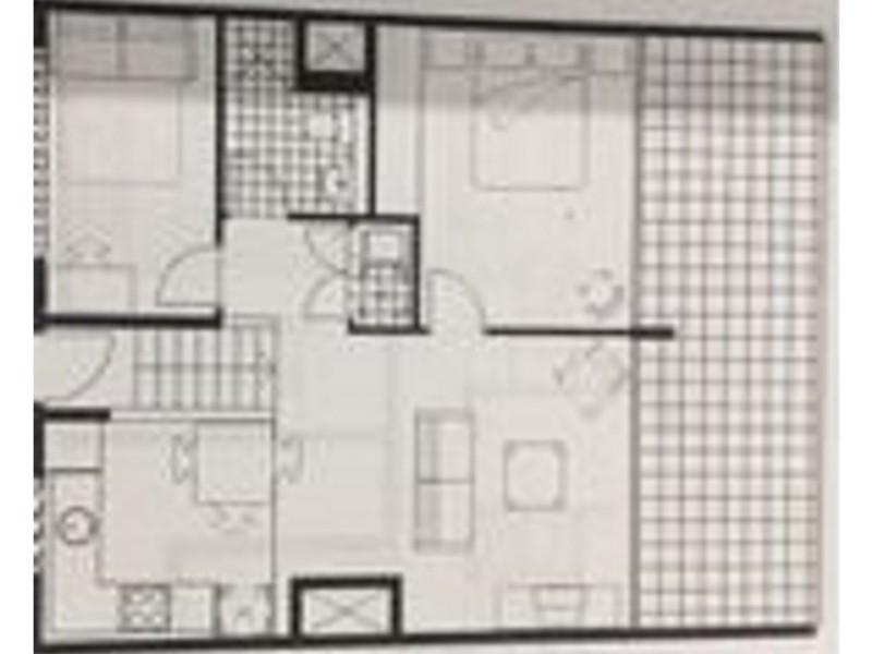 803/2 Mandible Street, Alexandria NSW 2015 Floorplan