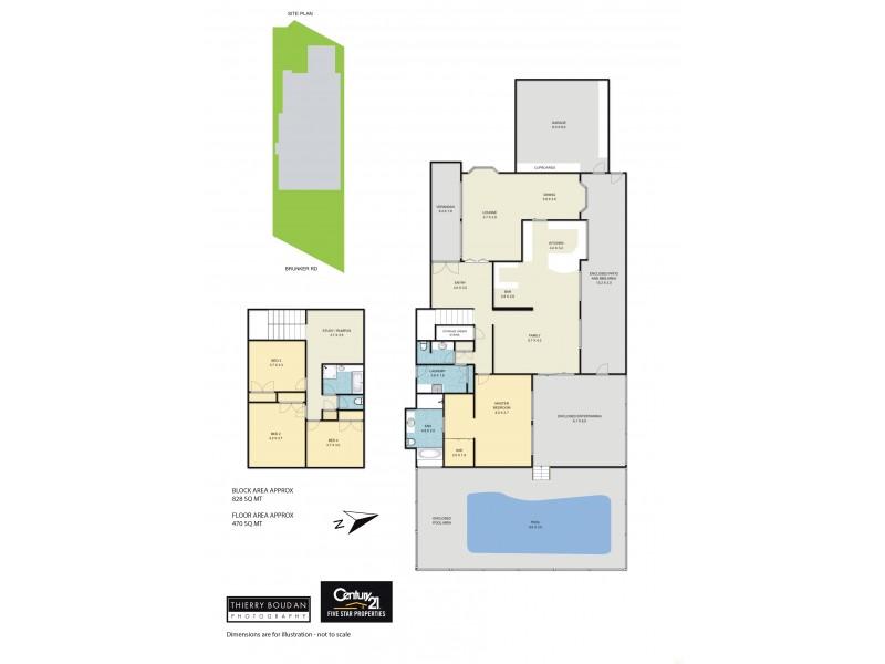 Adamstown Heights NSW 2289 Floorplan