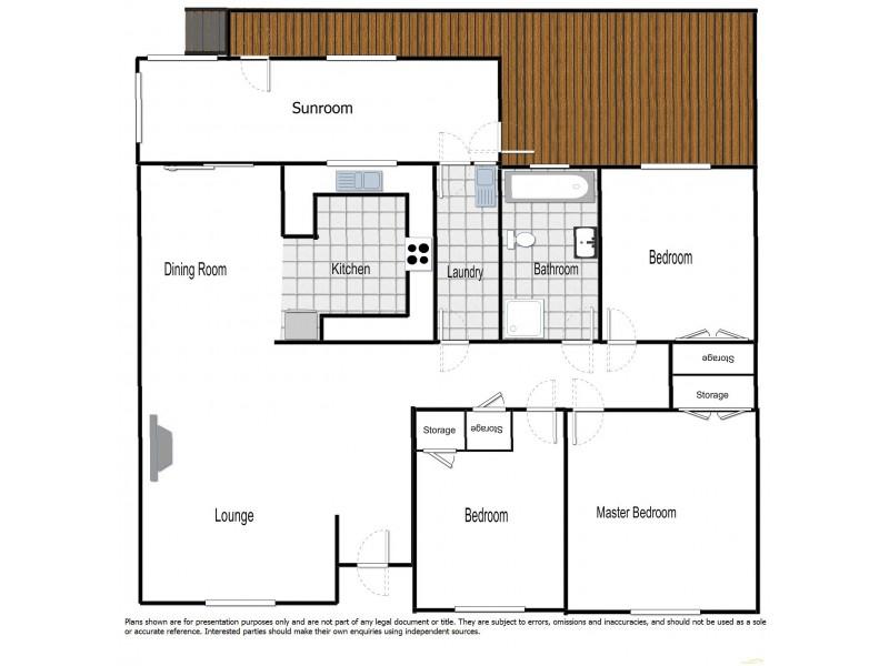 20 Liggins Road, Hazelbrook NSW 2779 Floorplan