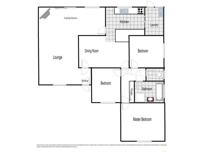 66 Blue Hills Road, Hazelbrook NSW 2779 Floorplan