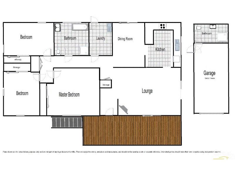 48 Cliff Avenue, Hazelbrook NSW 2779 Floorplan