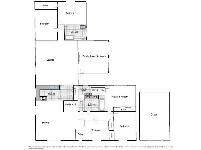 37 Blue Hills Road, Hazelbrook NSW 2779 Floorplan