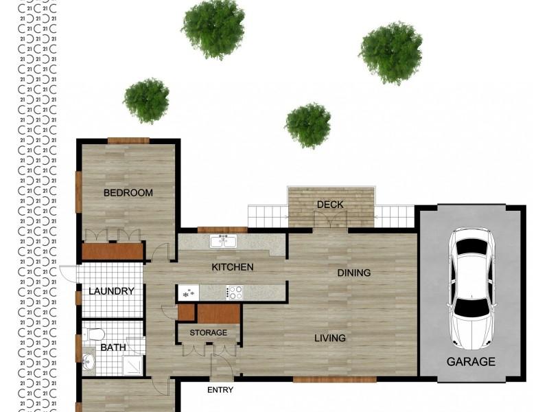 5 Brook Street, Hazelbrook NSW 2779 Floorplan